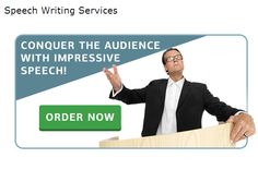 Really they provide excellent speech writing service. Their delivery time is also appreciated.