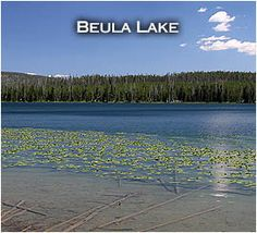 Hiking to Beula Lake in Yellowstone National Park