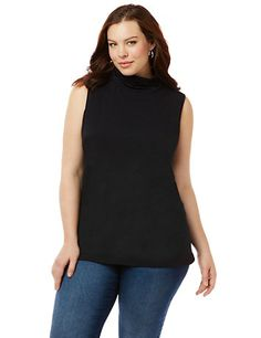 Plus Size Basic Tees & Fashion Knit Tops | Catherines