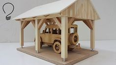 Local retirees build wooden cars - YouTube