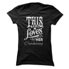 Do You Love Crocheting T Shirts, Hoodies. Get it here ==► https://www.sunfrog.com/Hobby/Do-You-Love-Crocheting-Ladies.html?57074 $19