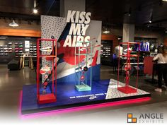 Exhibition Stand Design, Exhibition Display, Exhibition Space, Window Display Retail, Showroom Design, Retail Store Design, Pop Up Shops, Retail Interior, Environmental Design
