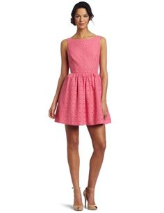 Hot Pink Summer Dress 2012 by Lilly Pulitzer | Summer Dresses 2013