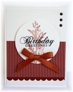 Scrappin' and Stampin' in GJ: cards Boy Cards, Cute Cards, Men's Cards, Homemade Greeting Cards, Greeting Cards Handmade, Birthday Cards For Men, Birthday Greeting Cards, Happy Birthday, Masculine Cards
