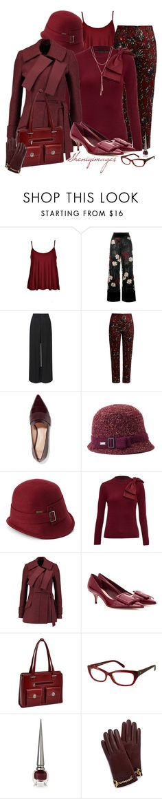 """Office Chic by Sheniq"" by sheniq ❤ liked on Polyvore featuring Boohoo, Ganni, Miss Selfridge, Victoria, Victoria Beckham, Étoile Isabel Marant, Alexandre Birman, Betmar, deLux, Ted Baker and Proenza Schouler"