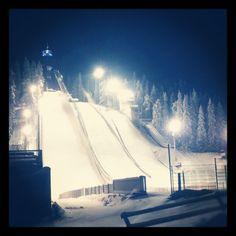#Puijo #SkiJump