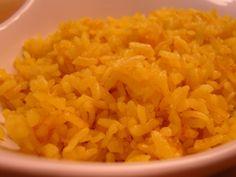 Portakallı Pilav