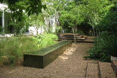 Bridle Path Garden, Austin, TX.