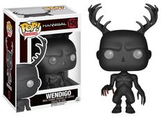 From the hit NBC psychological thriller-horror TV series, Hannibal, comes this Wendigo POP Vinyl Figure! Standing 3 3/4-inch tall, this figure features the stylized likeness of Will Graham's imaginary