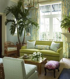 Decorating with Chartreuse Green from Layla Grayce