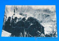 POSTAL DE LA DIVISION AZUL - LOS VOLUNTARIOS ESPAÑOLES EN EL INVIERNO RUSO - SERIE II, CUADRO 4 (Postales - Postales Temáticas - II Guerra M...