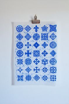 Holy Ornaments by Maude Paquette-Boulva, via Behance