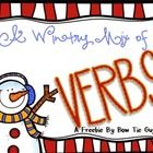 Who doesn't LOVE snow this time of year? Students will participate in a scoot to locate verbs in each sentence. The cards could also be used in a c...