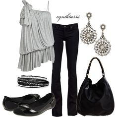 Snappy Casual, created by cynthia335 on Polyvore
