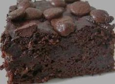 Allergy-friendly Double Chocolate Brownies recipe - These decadent brownies are gluten-free, dairy-free, egg-free, nut-free and soy free. Not to mention tasty