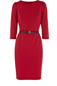 Yes please! I need more workplace dresses :) screw suits.