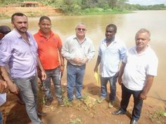 Blog Paulo Benjeri Notícias: Foi realizado ontem o peixamento na barragem do Ge...