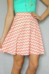 Check Point Skirt