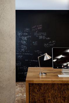 Black Board Wall