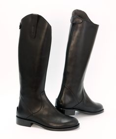 stivali Runnerbull stile equitazione con zip - Runnerbull riding style boots with zip