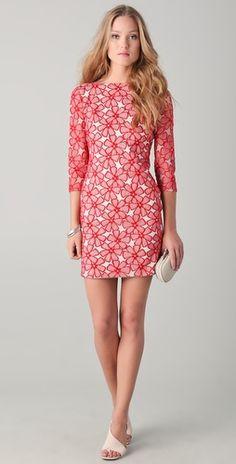 Diane von Furstenberg Sarita Lace Dress <3