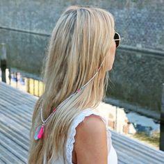Beach Accessories, Handmade Accessories, Beaded Choker, Beaded Jewelry, Paracord Bracelet Designs, Surf Necklace, Eyeglass Holder, Girls Jewelry, Handmade Bracelets