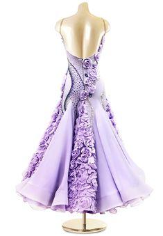 Ballroom Dance Dresses, Ballroom Dancing, Women's Couture Fashion, Dance Tops, Cute Prom Dresses, Sweetheart Dress, Dance Outfits, Fashion Outfits, Lavender