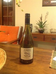 Pinot Noir from Casablanca Valley