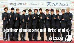 Style de Kris EXO