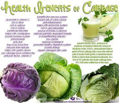 Cabbage isn't exactly on most people's favourite food list. But here is a lost of some amazing cabbage health benefits that will change your mind ! Cabbage Health Benefits, Fruit Benefits, Avocado Benefits, Vegetable Benefits, Water Benefits, Healthy Tips, Healthy Choices, Healthy Eating, Healthy Facts