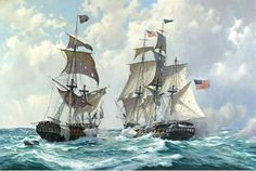 The Capture of HMS Macedonian by the United States
