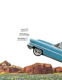 Birthday Card - Thelma