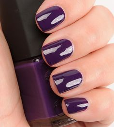 NARS Fury Nail Polish-I need this for the Fayetteville Bulldogs...football & Band!! Go Dogs!!