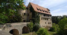 Burg Rabenstein, Franconnie, Bavière