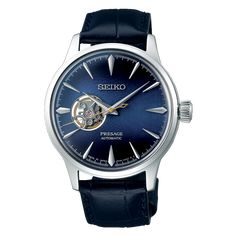 Presage Basic Line Seiko Presage, Top Watches For Men, Luxury Watches For Men, Watch Jewelry Box, Swiss Automatic Watches, Tourbillon Watch, Moon Watch, Seiko Watches, Mechanical Watch