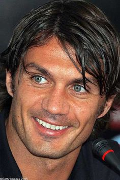 Maldini - World best defense football player over the years - AC Milan <3