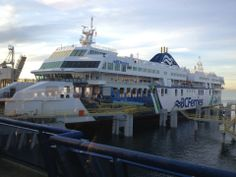 Tsawwassen Ferry Terminal in Delta, BC
