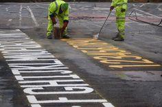 Roadliners short doc on road painters.