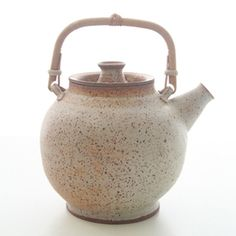 Vintage Simple Ceramic Teapot