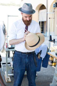 Street Mode….Hats (Matteo Gioli)
