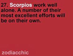 30+ Zodiac Chic Scorpio Compilation | Scorpio Quotes