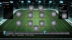 Buon Anno! | Fifa 14 Squad builder con ARGENTONE