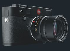 Leica M Black Body, Type 240 DSLR Cameras 10770 - Vistek Canada Product Detail