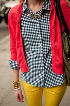 Clear Color Code {fashionmeetsfaith}