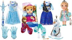 Win Your Grandchild a Frozen Movie Themed Prize-Pack from Jakks Pacific! - Grandparents.com