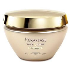 Kerastase Elixir Ultime Masque 6.8 Oz / 200 Ml by Kerastase BEAUTY -- This is an Amazon Affiliate link. Be sure to check out this awesome product.
