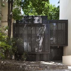 Step House by Moussafir Architectes