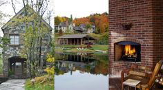 Twin Farms - All Inclusive Vermont Resort and Spa | Home  (1 of the 10 coziest)