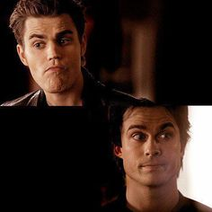 Yes!!! Come back already Salvatore brothers!!! TVD