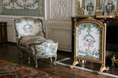 040-Chambre à coucher de Mme Victoire